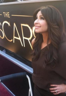 Oscars Red Carpet.hair&makeup.AngelaWaters